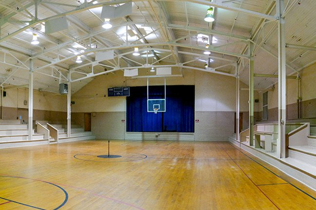 Piedmont Mill Gymnasium