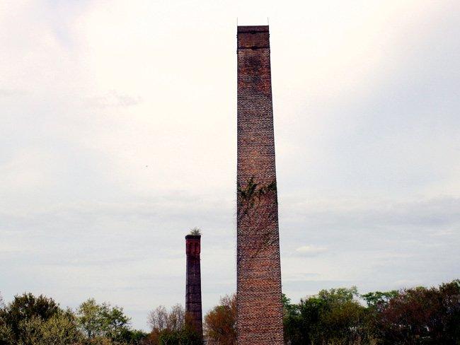 Piedmont Mill Towers