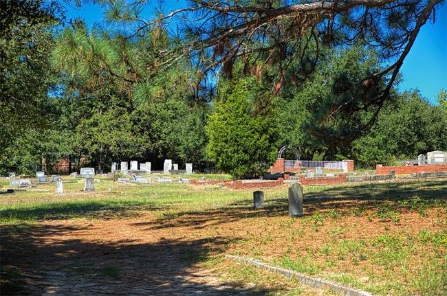 Pine Lawn Cemetery Aiken County