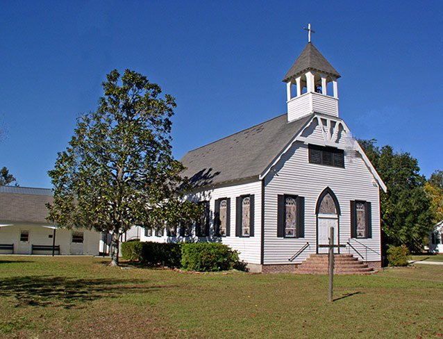 Pinopolis United Methodist Church