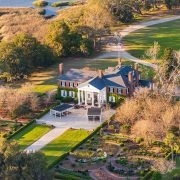 Boone Hall Plantation Aerial