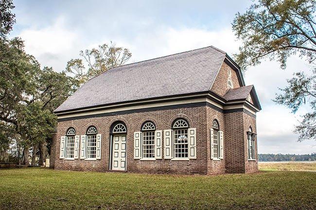 Pompion Hill Chapel