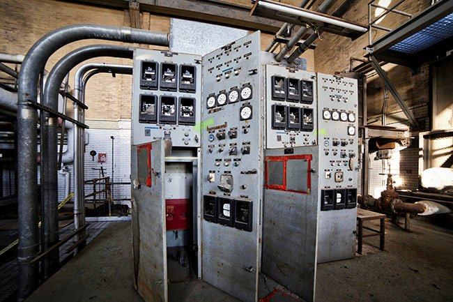 Power House Controls