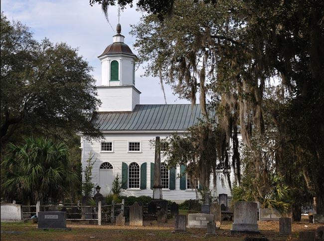 Presbyterian Church On Edisto