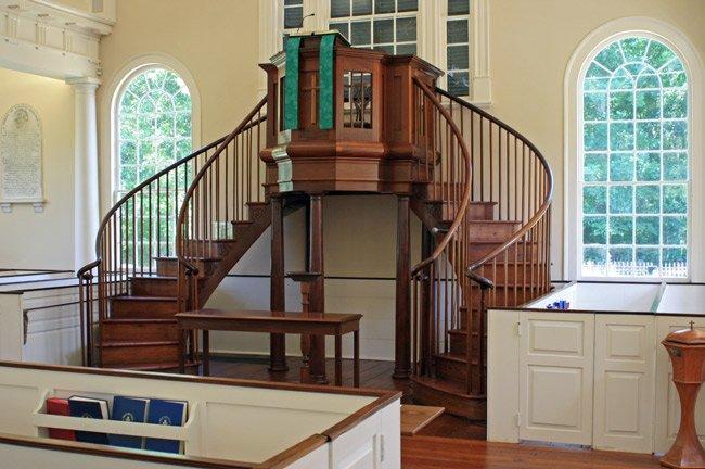 Presbyterian Edisto Interior