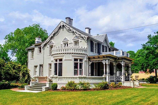 Preston Lorick House