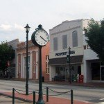 Prosperity Town Clock