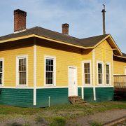 Prosperity Train Depot