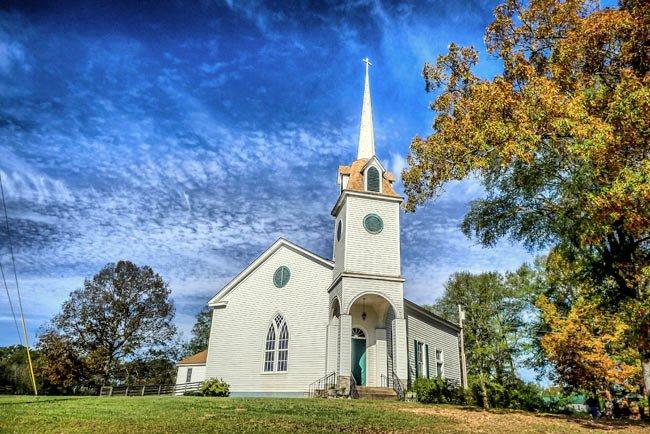 Providence Presbyterian in Lowndesville, SC