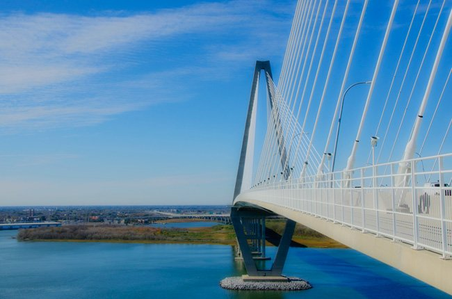 Ravenel Bridge Charleston SC