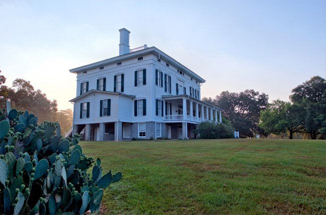 Redcliffe Plantation Home