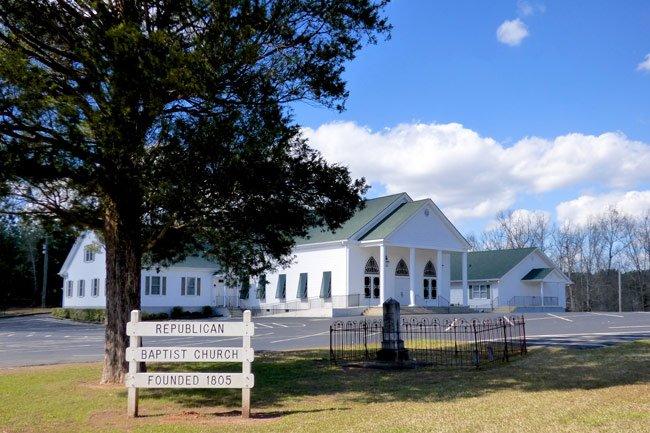 Republican Baptist Church