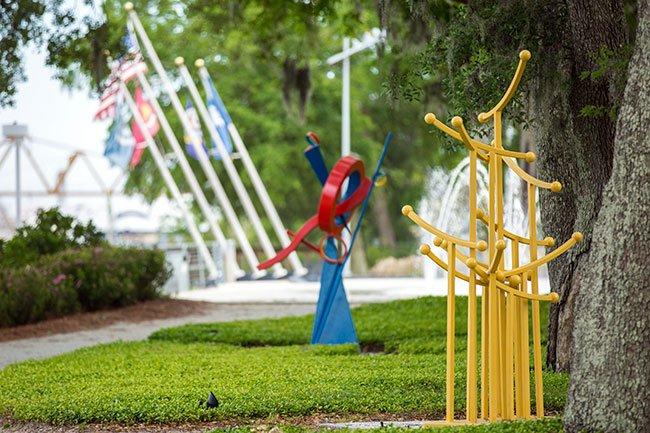 iverfront Park Sculpture