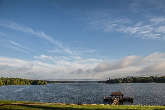 Lake Robinson Vista