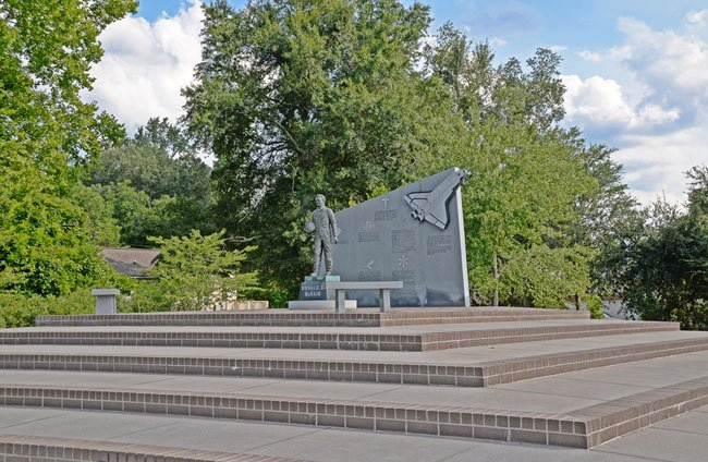 Ronald McNair Memorial