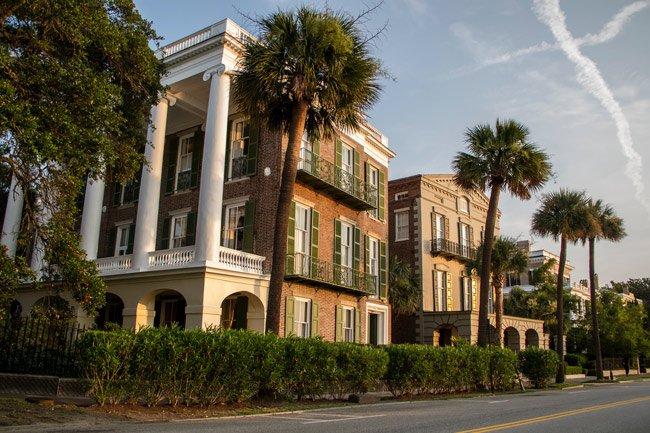 Roper House in Charleston