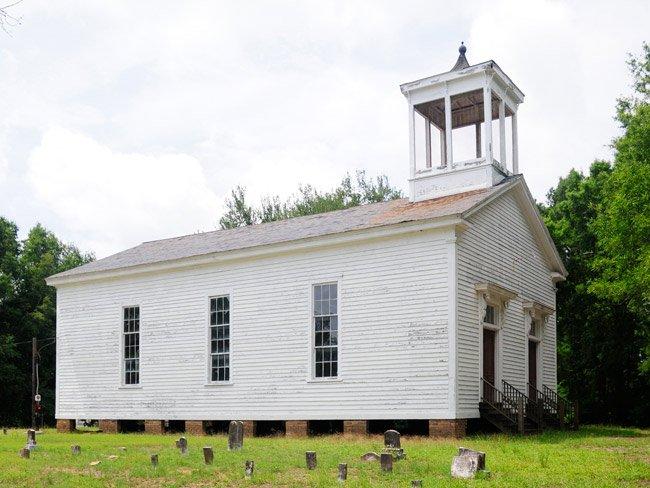 Ruff Chapel in Ridgeway, SC