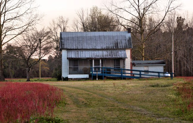 Rural St. George SC Home