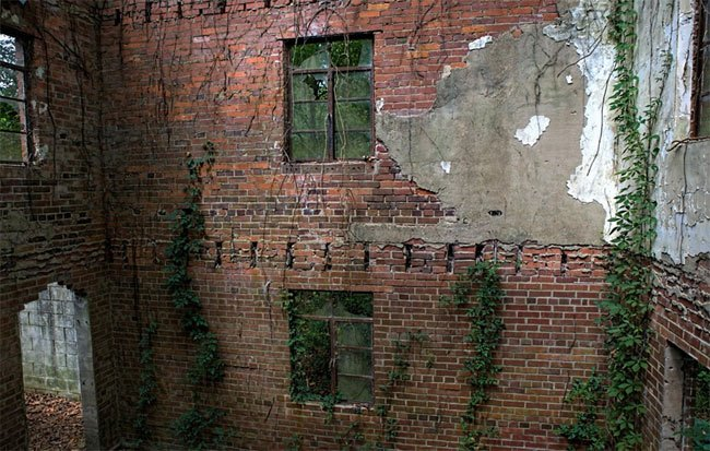 Rutherford Company Brickyard