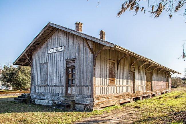 Salters Depot