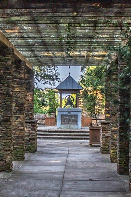 SC Botanical Gardens Walkway