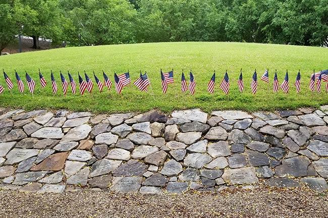 Scroll of Honor Memorial