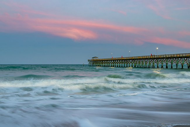 2nd Avenue Pier, Myrtle Beach