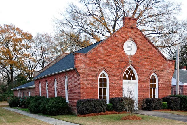 Second Presbyterian Church of Camden