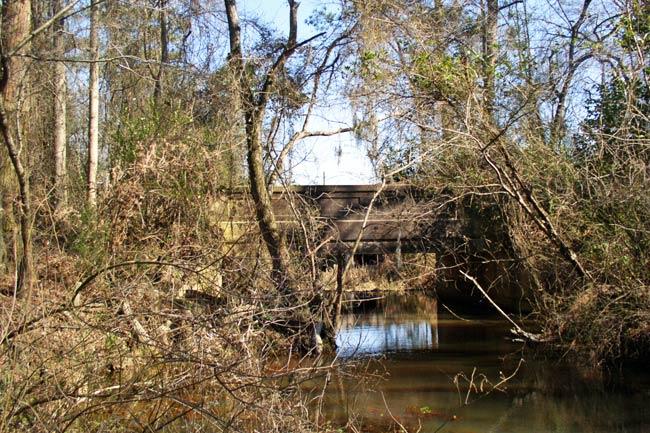 Segars Mill Creek