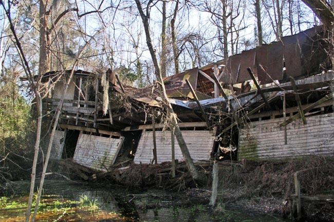 Segars Mill Pavilion Hartsville