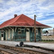 Seneca Train Depot