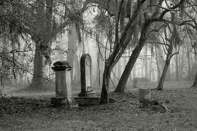 Sheldon Church Graveyard