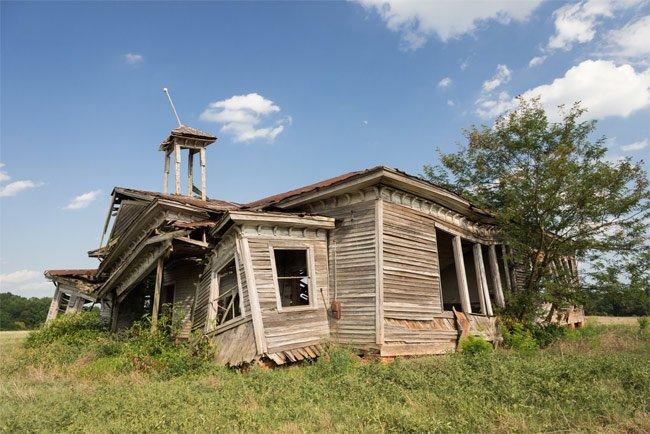 Shiloh School in Anderson County