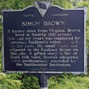 Simon Brown Marker