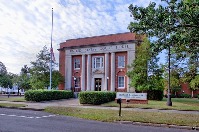 Simons Court House Aiken