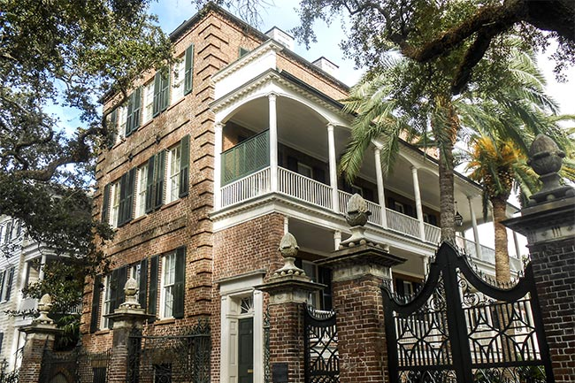 Simons Legare House