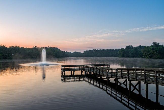 Slade Lake Edgefield
