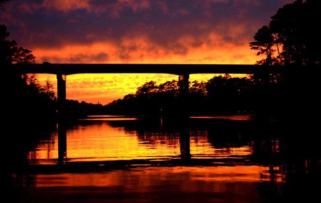 Socastee Bridge View