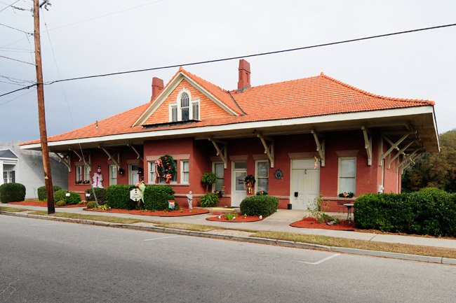 South Carolina Western Railway