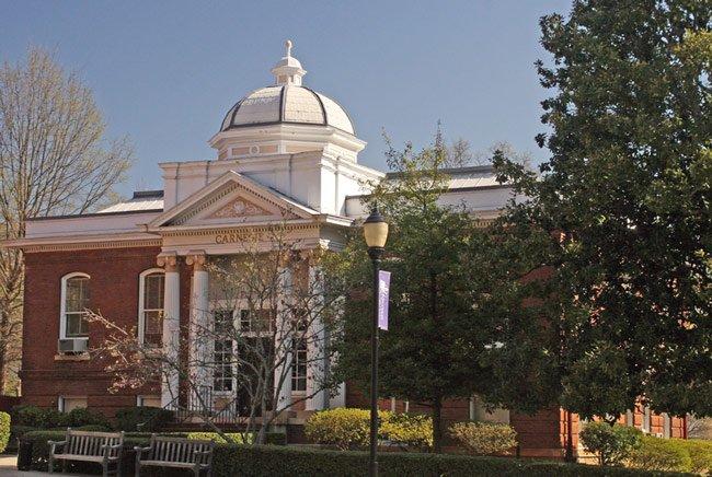 Spartanburg Carnegie Library