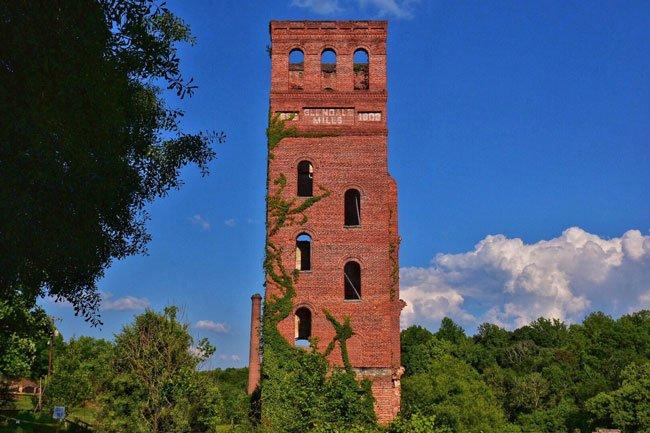 Spartanburg, South Carolina Mill