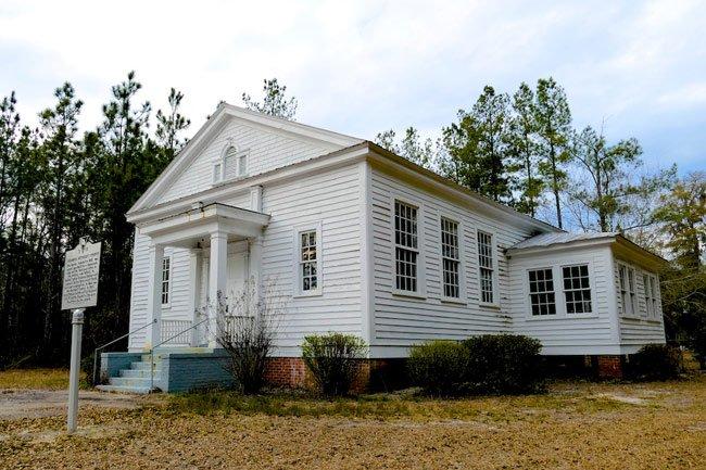Speedwell Church Allendale County