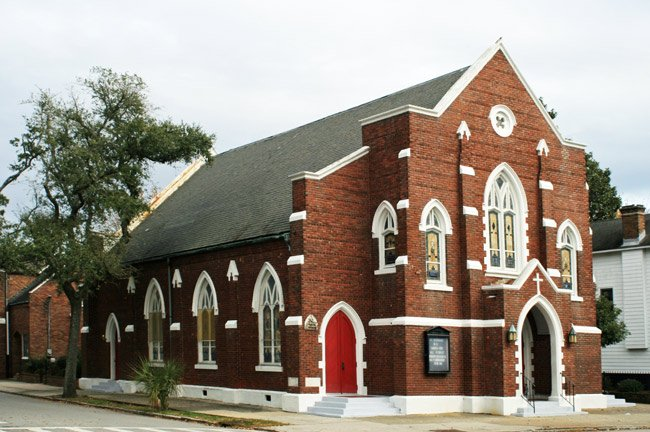 St. Barnabas Lutheran