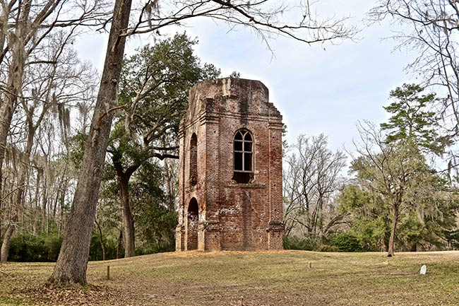 St. George Belltower, Fort Dorchester
