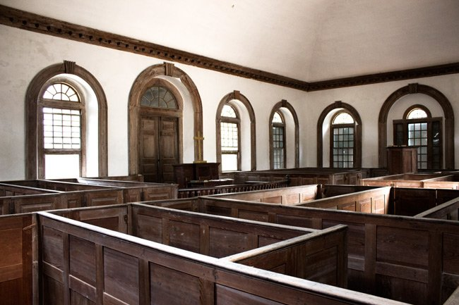 St. James Santee Interior