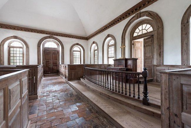 St. James Wambaw Interior