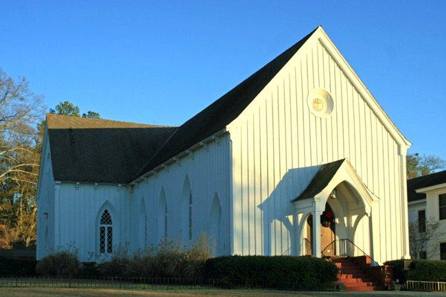 St. John Methodist