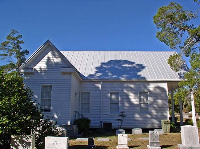 St. John's Baptist Church in Pinopolis, SC