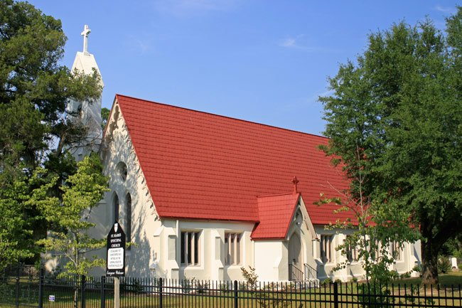 St. Mark's Episcopal Church Sumter County