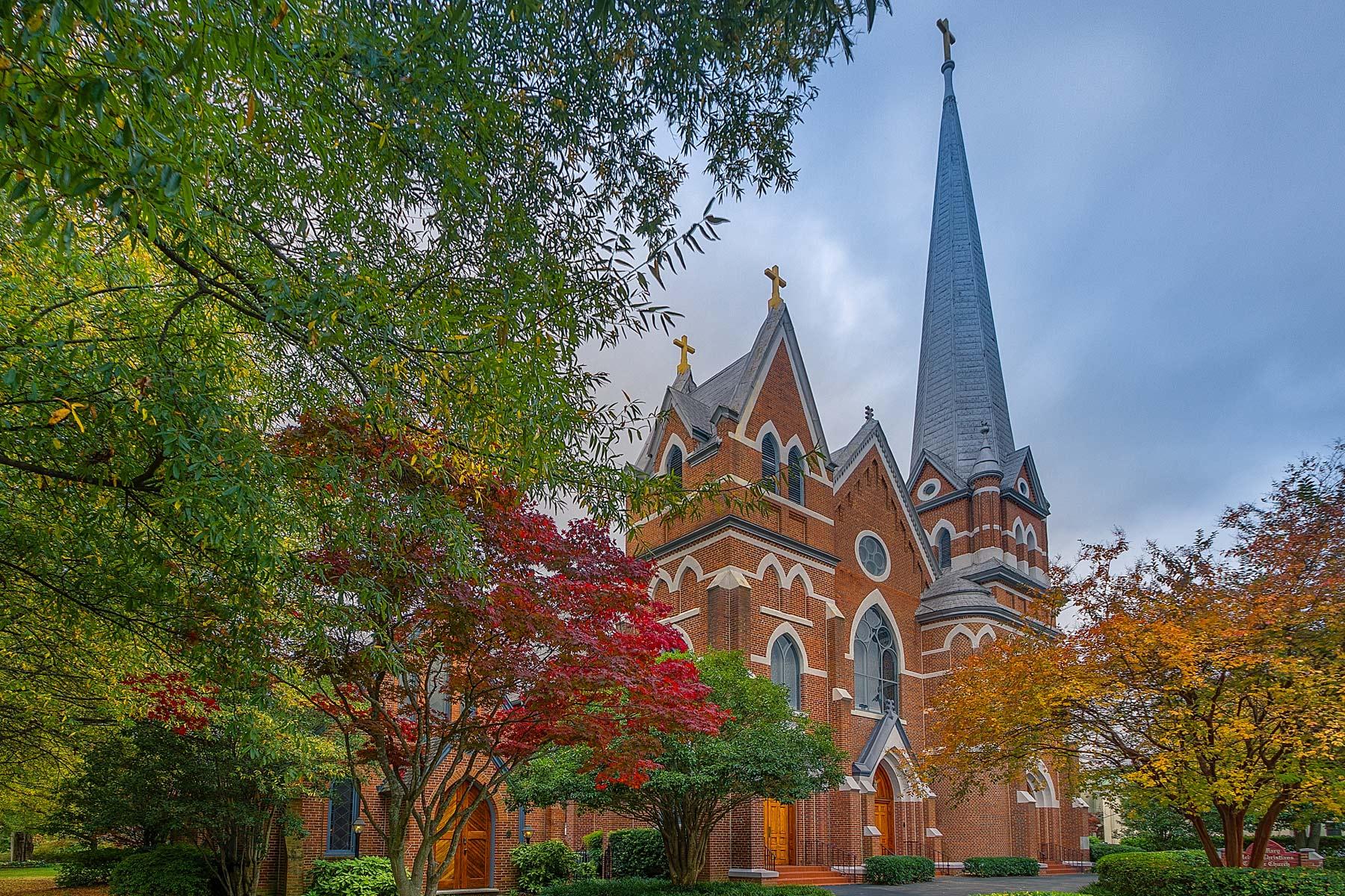 St. Mary's in Aiken, SC